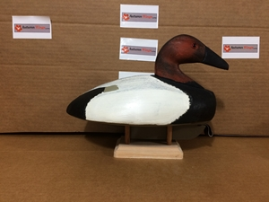 Antique Heron Lake Canvasback