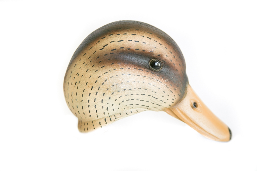 Black Duck Decoy Heads Hd Blackduck