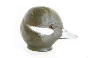 Bufflehead Decoy Heads
