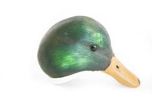 Mallard Decoy Heads - HD-Mallard