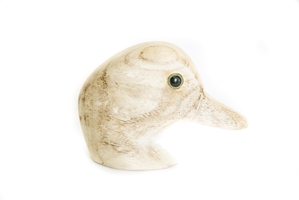Widgeon Decoy Heads - HD-101-DP