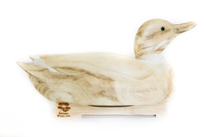 Wooden Black Duck - DC-Blackduck