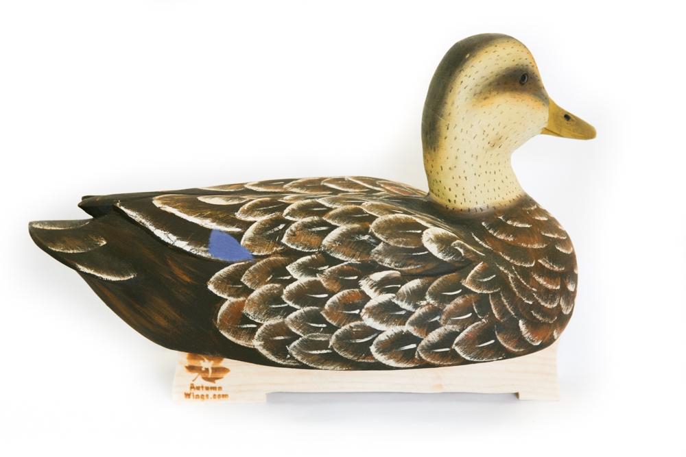 Wooden Black Duck Dc Blackduck