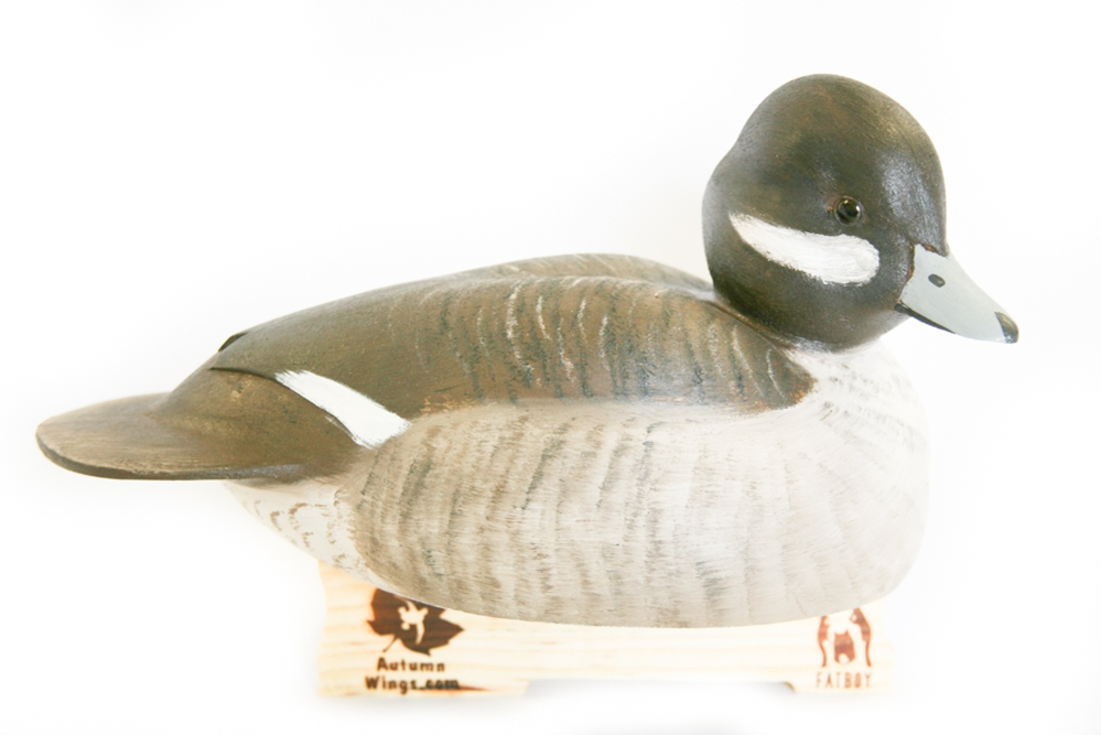 Wooden Bufflehead Dc Bufflehead