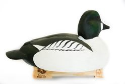 Wooden Goldeneye
