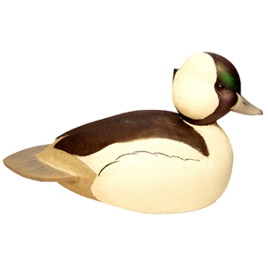 Wooden Bufflehead